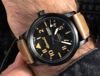 zegarek Ingersoll I01302 czarny The Hatton