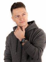 Zegarek męski klasyczny Lorus Klasyczne R3A43AX9 szkło mineralne - duże 4