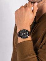 Zegarek męski klasyczny Lorus Klasyczne RH955KX9 szkło mineralne - duże 5