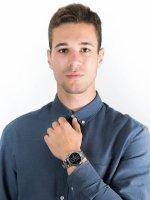 Zegarek męski klasyczny Lorus Klasyczne RM397EX9 szkło mineralne - duże 4