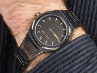 Zegarek męski klasyczny Meller Daren 8GG-3.2GREY Daren Nag Grey szkło mineralne z powłoką szafirową - duże 6