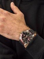 Zegarek męski klasyczny Nautica Pasek NAPFRB926 szkło mineralne - duże 5