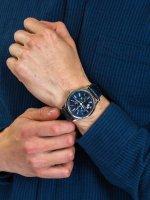 Orient FAK00005D0 męski zegarek Classic pasek