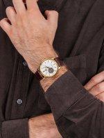 Orient RA-AG0003S10B męski zegarek Classic pasek