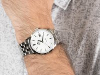 zegarek Orient FER2700AW0 srebrny Contemporary