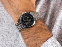 zegarek Orient FET0P002B0 srebrny Contemporary