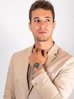 Zegarek męski klasyczny Orient Contemporary FEU00002TW szkło mineralne - duże 4
