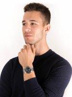 Zegarek męski klasyczny Orient Sports FEU07008DX szkło mineralne - duże 4
