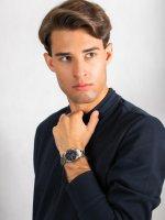 Zegarek męski klasyczny Orient Star Classic RE-AW0002L00B szkło szafirowe - duże 4