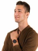 Zegarek męski klasyczny Timex Originals TW2U05800 szkło mineralne - duże 4