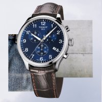 Tissot T116.617.16.047.00 Chrono XL CHRONO XL zegarek męski klasyczny szafirowe