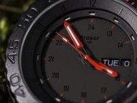Traser TS-104147 P66 Tactical Mission P66 Red Combat zegarek męski klasyczny szafirowe