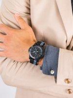 Zegarek męski klasyczny Traser P66 Tactical Mission TS-105545 P66 Blue Infinity szkło szafirowe - duże 5