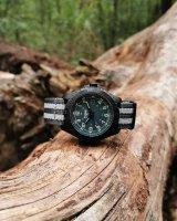 Traser TS-109037 zegarek czarny klasyczny P96 Outdoor Pioneer pasek