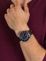 Zegarek męski klasyczny Vostok Europe N1 Rocket NE57-225A563 Rocket N-1 Automatic szkło mineralne utwardzane - duże 5