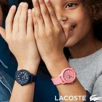 Lacoste 2030002 L1212 Kids Męskie klasyczny zegarek niebieski