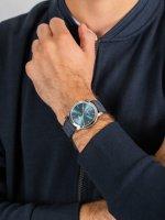 Lacoste 2010925 męski zegarek Męskie pasek