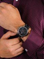 zegarek Le Temps LT1057.12BL01 ZAFIRA CHRONO męski z chronograf Zafira
