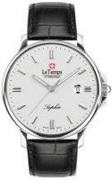 Zegarek męski Le Temps LT1067.03BL01 - duże 1