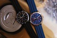 Lorus R3A47AX9 zegarek srebrny klasyczny Klasyczne pasek