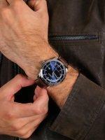 Lorus RH953JX9 męski zegarek Klasyczne pasek