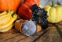 Lorus RT365HX8 zegarek srebrny klasyczny Klasyczne pasek
