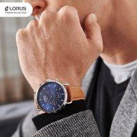 Lorus RT365HX8 zegarek męski Klasyczne srebrny