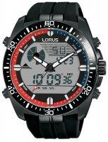 Zegarek męski Lorus  sportowe R2B05AX9 - duże 1