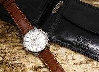 zegarek Lorus RF325BX9 srebrny Sportowe