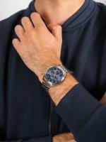 zegarek Lorus RT363GX9 męski z chronograf Sportowe