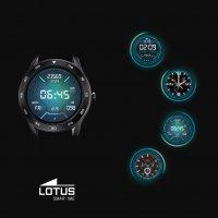 zegarek Lotus L50013-4 DODATKOWY PASEK GRATIS męski z krokomierz Smartime