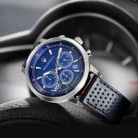 Zegarek Maserati Granturismo V8 EcoEnergy Chronograph - męski