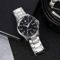 Maserati R8853140002 Sfida SFIDA zegarek męski klasyczny mineralne