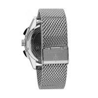 Maserati R8873612005 zegarek srebrny sportowy Traguardo bransoleta