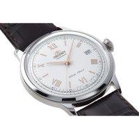 Orient FAC00008W0 zegarek srebrny klasyczny Classic pasek