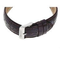 Orient FAC00009N0 zegarek srebrny klasyczny Classic pasek