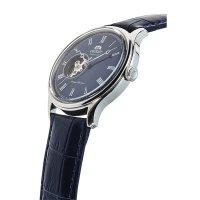 Orient FAG00004D0 zegarek srebrny klasyczny Classic pasek