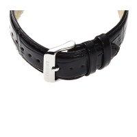 Orient FAG02005W0 zegarek srebrny klasyczny Contemporary pasek