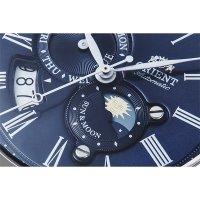 Orient FAK00005D0 Sun and Moon Classic klasyczny zegarek srebrny