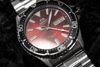 Orient RA-AA0003R19B zegarek męski Sports srebrny