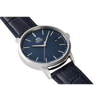 Orient RA-AC0E04L10B zegarek srebrny klasyczny Contemporary pasek