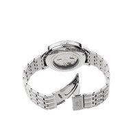 Orient RA-AC0J03L10B zegarek srebrny klasyczny Classic Automatic bransoleta
