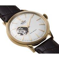 Orient RA-AG0003S10B zegarek złoty klasyczny Classic pasek