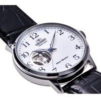 Orient RA-AG0009S10B zegarek srebrny klasyczny Classic pasek