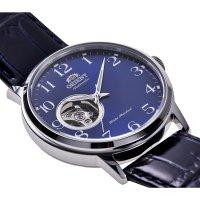Orient RA-AG0011L10B zegarek srebrny klasyczny Classic pasek