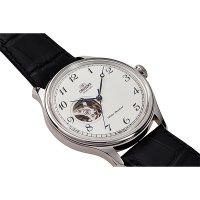 Orient RA-AG0014S10B zegarek srebrny klasyczny Classic pasek