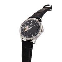 Orient RA-AG0016B10B zegarek srebrny klasyczny Classic pasek