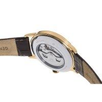Orient RA-AP0004S10B zegarek złoty klasyczny Classic pasek
