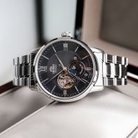Zegarek męski Orient  classic RA-AS0002B10B - duże 2