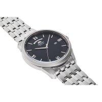 Orient RA-AX0003B0HB zegarek srebrny klasyczny Contemporary bransoleta